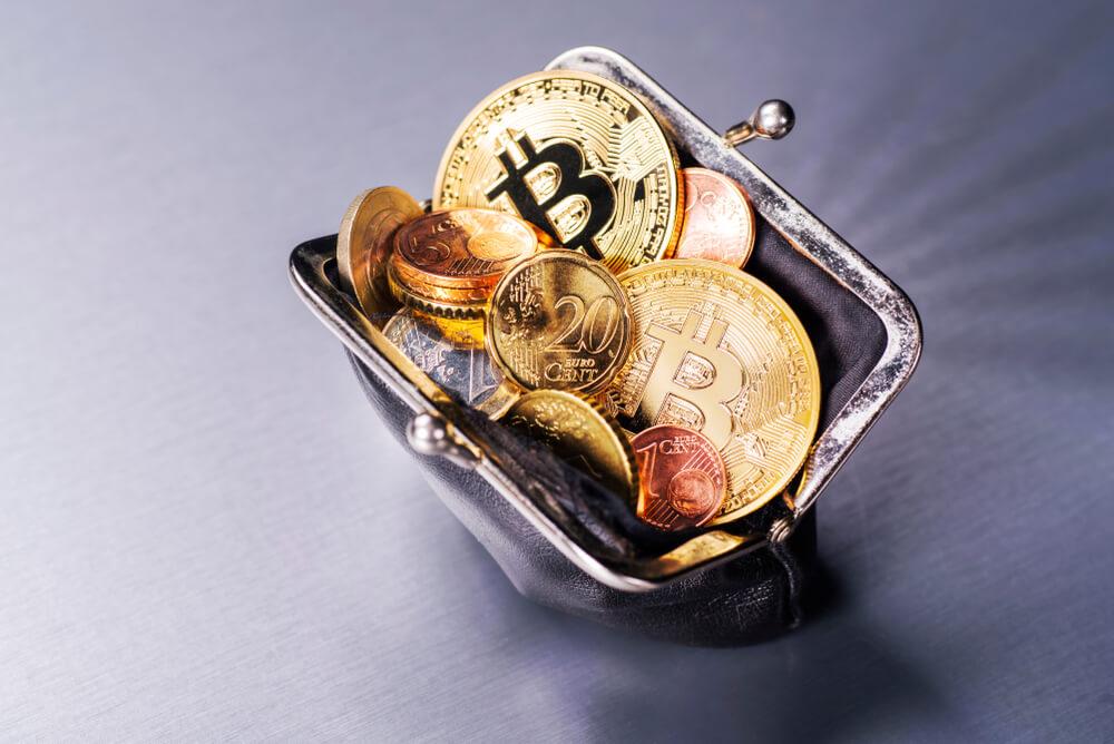 lagre bitcoin
